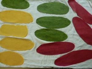 Farfalle tricolore2