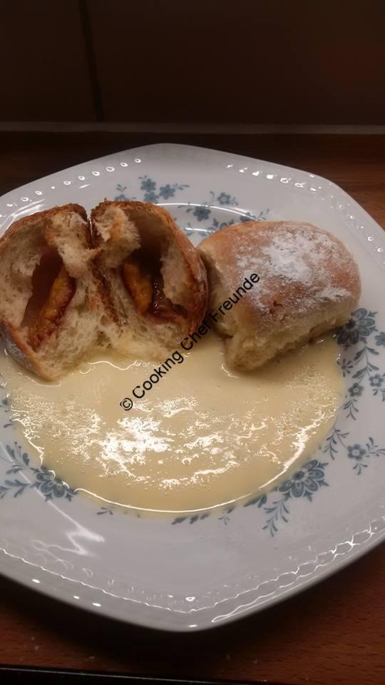 Rezepte für kenwood küchenmaschine  Buchteln Rohrnudeln mit der Kenwood CookingChef Variationen ...