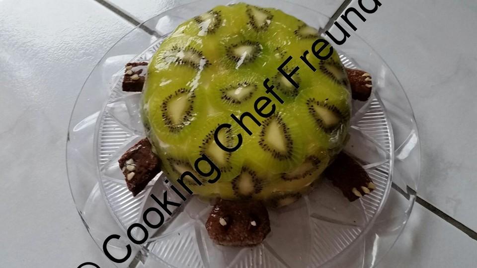 Schildkroten Kuchen Cooking Chef Freunde